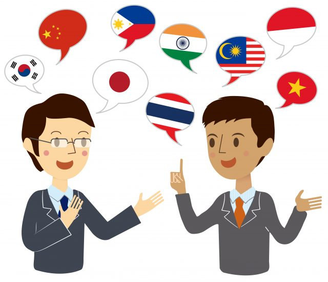 中国語でコミュニケーション