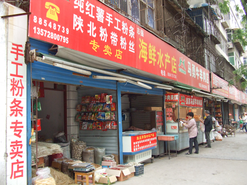 中国語をマスターして、市場で買い物をしよう!